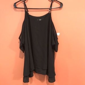Mossimo Black Could Shoulder Tank